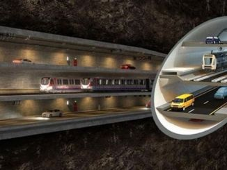 The big Istanbul tunnel project tender will be held this year.