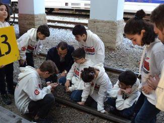 төмөр зам дээр галт тэрэг осолдсоны улмаас амь насаа алдах эцэслэх