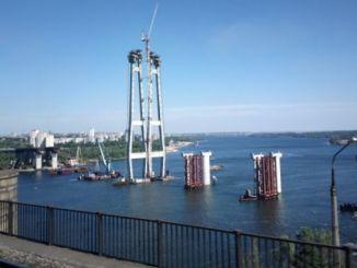 Dinyeperi jõesilla ehituse hanke võitis Türgi firma