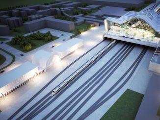 svetovno nagrado za arhitekturo projekta eskisehir yht gari