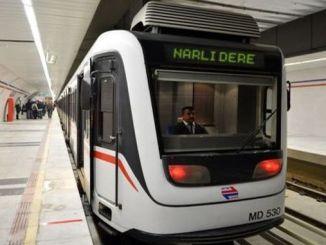 million credits for fahrettin altay narlidere metro project