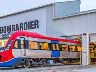 Гаагадагы Alstom менин канадалык Bombardier миллиард сумму үчүн