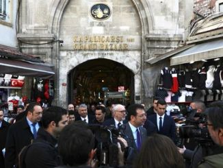Transport hike dialogue between imamoglu and citizen