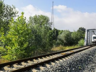 Making upper streak on irmak zonguldak line