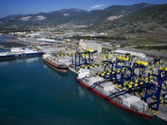 Iskenderun port is the biggest competitor of Mersin port.
