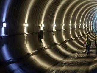 Underjordisk liv underjordisk værker i Istanbul