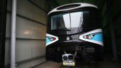 mecidiyekoy mahmutbey metro hattinda test surusleri devam ediyor