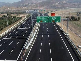 menemen aliaga Candarli snelweg tol