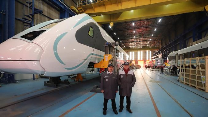the brain and heart of the national electric train are entrusted to aselsana