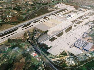 サビハギョクチェン空港滑走路XNUMX番目のステータス
