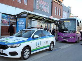 continuarán las inspecciones para un transporte más cómodo y seguro en Sakarya