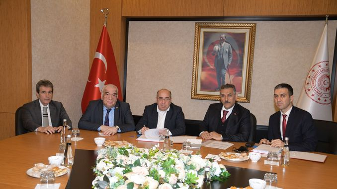 Samsun Logistics Center Capacity Will Increase