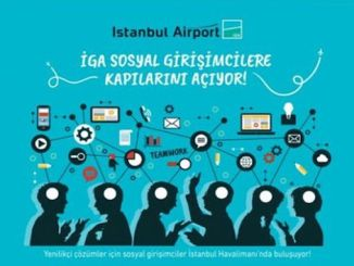social entrepreneurs meet at istanbul airport