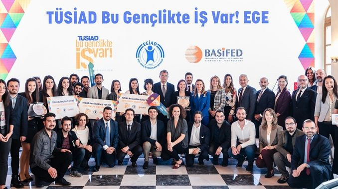 tusiad, there is work in this youth, new era of the egin starts with cooperation
