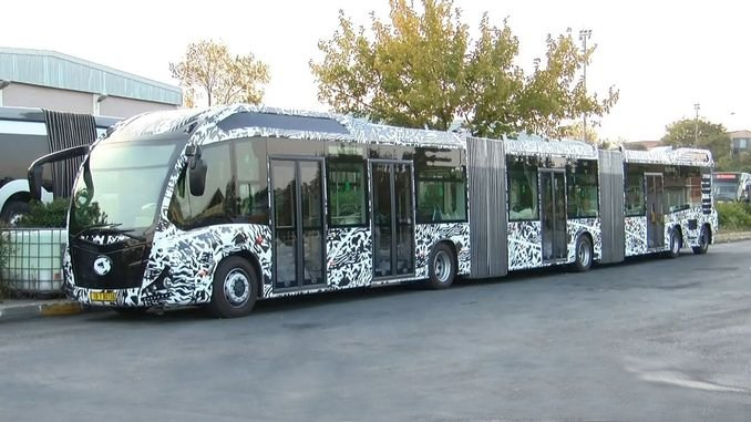 target electric or hybrid bus after new metrobus purchase