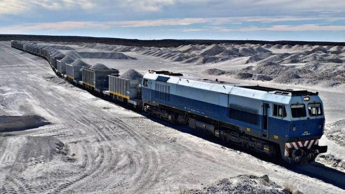 Argentina Trenes Argentinos solution partner ZkTeco