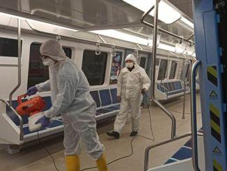 Ang mga bagong pag-iingat para sa coronavirus ay nasa Ankara