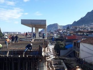 antakya cable car project is starting once again