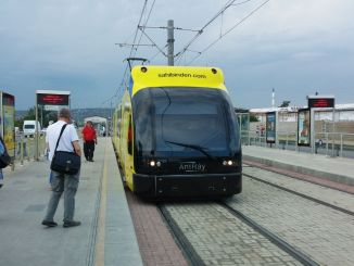 public transport services for healthcare professionals in Antalya is free