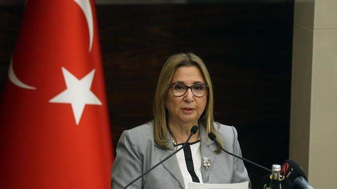 Minister Pekcan forklarede bøderne til virksomheder med ublu prisstigninger