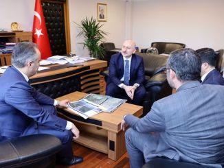 Bursa şəhər xəstəxanası metro xətti tenderə hazırlanır
