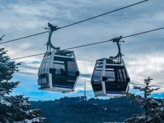 Bursa cable car line disinfected against coronavirus