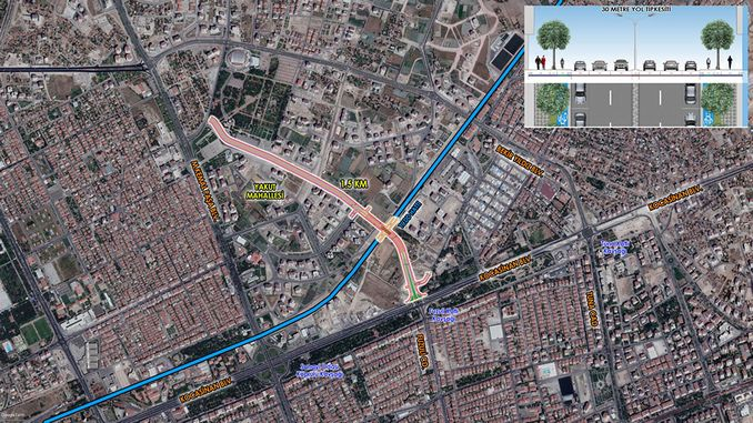 The ruby ​​neighborhood cut by the railway will relax with the underpass