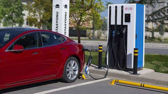 electric vehicle charging stations will be mandatory