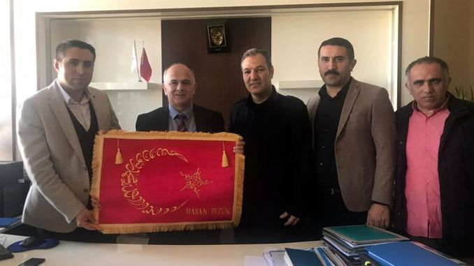 gumup president pezuk tcdd became the head of modernization construction department