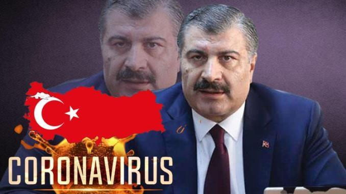 Turkey nduna ya Health - Dr. Fahrettin Koca