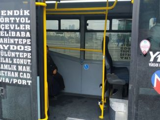 Safe distance regulation in public transportation in Istanbul