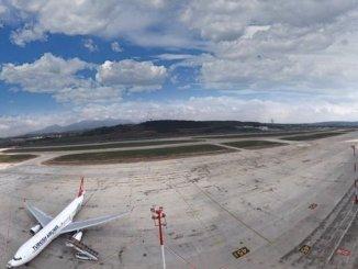 İzmir Adnan Menderes hava limanında önlük sahəsi açıldı