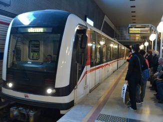 lignes de métro izmir