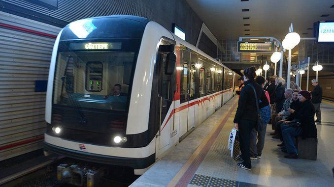 izmir metro lines