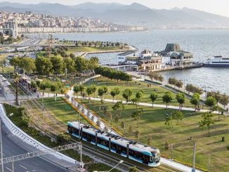 Innovative ideas will be produced for the Izmir rail transportation system