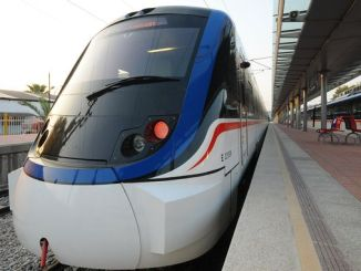 Public transportation use in Izmir decreased on the weekend
