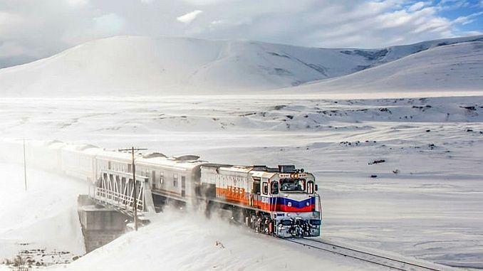 kars dogu ekspresi yolculugundan yakinmalar var