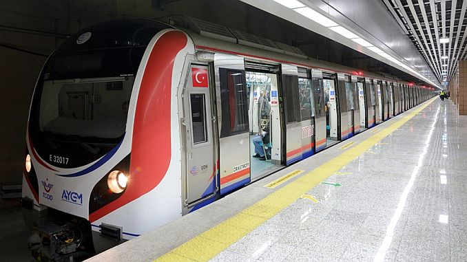 coronavirus outbreak affected marmaray passenger count