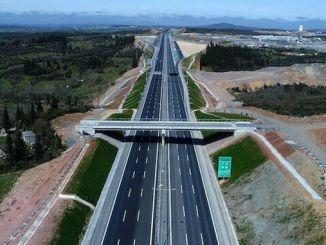homme avatakse Põhja-Marmara maantee kinali kinalca