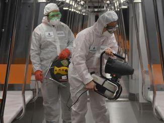 U velikim autobusima Mersina provodi se prevencija protiv virusa corone.