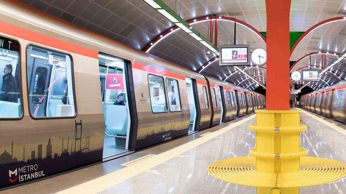 metroo Istanbulo dungas handikapajn laboristojn