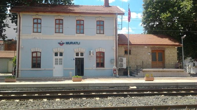 muratli train terminal will be made suitable for citizens with disabilities