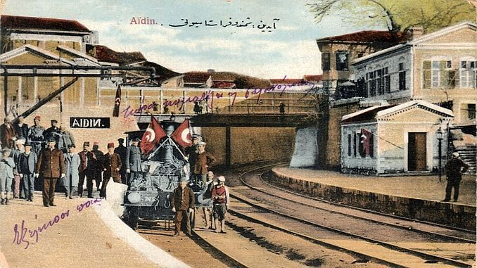 ottoman railways post history dedeagac station