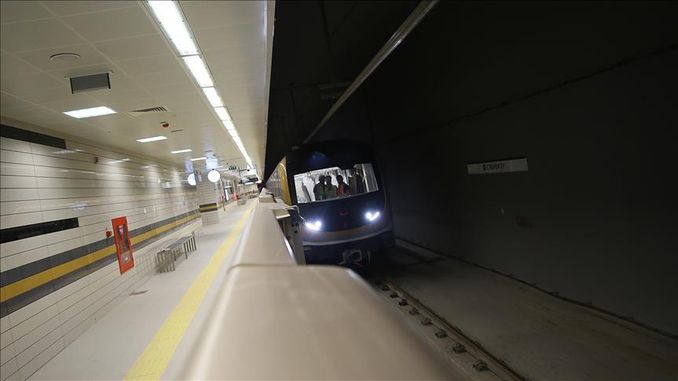 sabiha gokcen metro stops