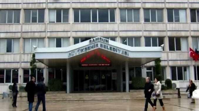 Samsun postponed recruiting with the big city kpss