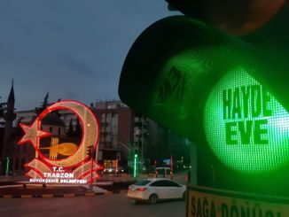Call home with traffic signalization system in Trabzon