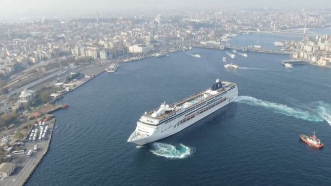Hits the end of ships to port information from turkiyede