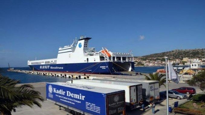 Ulusoy port explanation to the body from the ministry of transport and infrastructure