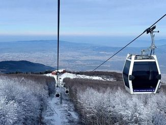 uludag cable car line was taken care of