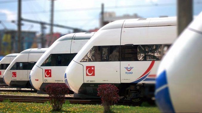 yht क्षेत्रीय marmaray और baskentray ट्रेन समय और परिवर्तन किए गए थे
